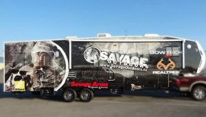 custom RV trailer wrap